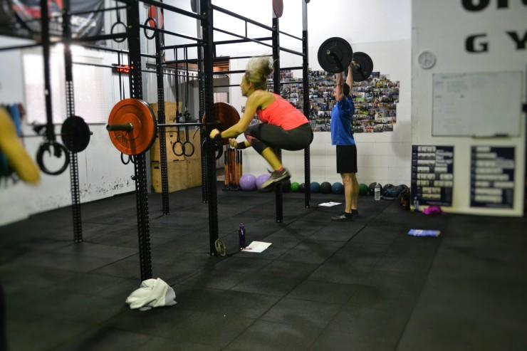 larissa jump